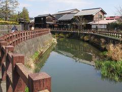 3連休の小旅行、千葉県香取市佐原、水郷の町へ