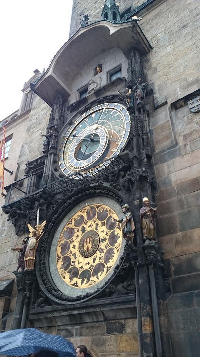 冬のプラハ旅行の中でとくにチェコの歴史とかかわりの深かった場所をまとめました。
