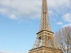 2016_3月 パリ旅行 1日目 出発~到着まで
