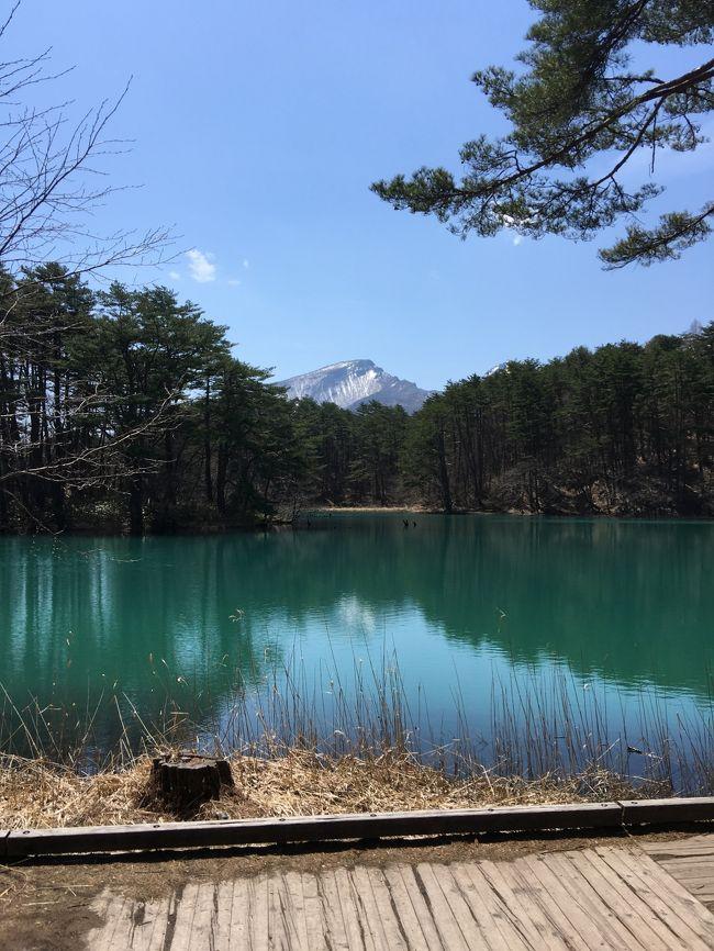 2日目 猪苗代湖からゴールドラインで磐梯山の五色沼自然探勝路へ 1時間ほど散策<br />その後 会津若松へ 鶴ケ城 飯盛山など観光<br />最後は仙台の極楽湯でお風呂<br />仙台空港からピーチで関西空港へもどってきました。