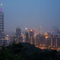 台湾の連休の時期に台北を一人旅