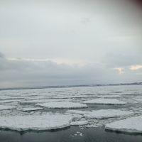 北海道2泊3日の旅【前編】‐網走で流氷を見る
