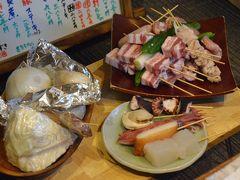箱根仙石原 座りやさんでの美味しい夕食 2016年3月