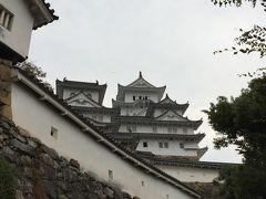 日本100名城を行く(姫路城)