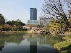 母娘でのんびり東京散歩 ~春の小石川後楽園~