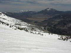 至仏山・雪山ハイク。