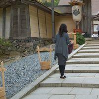 弘法大師空海が開かれた、開創1200年後の高野山を訪れる