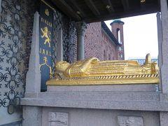 北欧とタリンの旅(16) ガムラスタンからドイツ教会、ストックホルム大聖堂へ、そしてアイアンボーイを・・・
