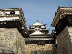 日本100名城巡り 愛媛編④松山城
