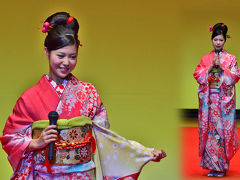日本最大級の宿場・第48回「草津宿場まつり」&着物ショー