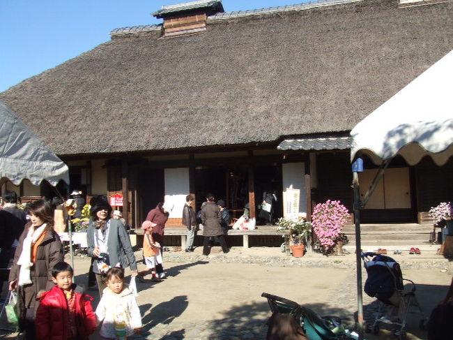次大夫堀公園 2007/11/23<br /><br />母と姉と来ました。ここは世田谷の農村を再現したところです。田園風景の中に、古民家が建てられ、民具などがが置かれていました。<br />園内では、農作業する人、手作業をする人、民芸品を売っている人を見ることが出来ました。<br /><br />住所:〒157-0067 東京都世田谷区喜多見5丁目27−14<br />電話:+81 3-3417-8492<br />アクセス:成城学園前駅徒歩15分、バス:成城学園前駅から東急二子玉川駅行きで次大夫堀公園前下車徒歩2分<br />開園時間:9時30分〜午後4時30分<br />休園日 毎週月曜日