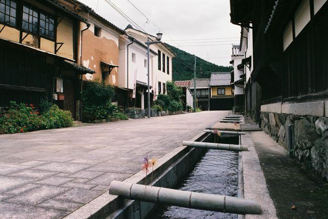 伊予大洲・卯之町 白壁土蔵の残る町並みをぶらぶら歩き旅ー2