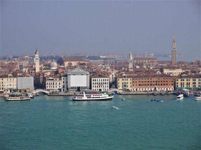 カタール航空Cクラスで行くイタリア個人旅行 8 ベネチア(2)~帰国