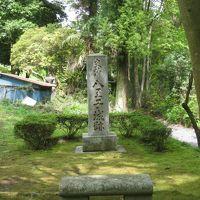 東京・八王子城跡に山登り。