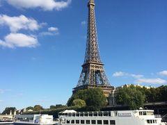 初ヨーロッパ!フランス旅行