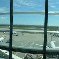 羽田空港からマドリッドへのトランスファーでロンドン・ヒースロー空港利用