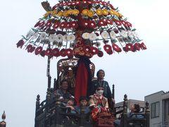 また来ちゃった富山!~(6)旅の最終日はいよいよ高岡の御車山(みくるまやま)祭りです!!