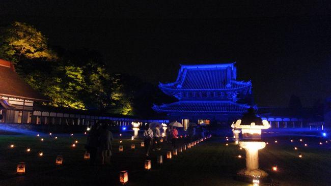 また来ちゃった富山!~(5)いよいよ高岡市へ!「御車山祭りの宵祭り」と「瑞龍寺ライトアップ」を堪能!