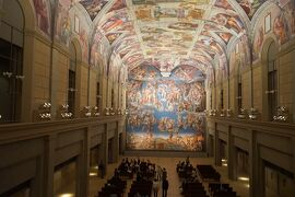 大塚国際美術館① B3F システィーナ礼拝堂とスクロヴェーニ礼拝堂