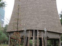 ベトナムの旅5(民俗学博物館 タンロン遺跡)