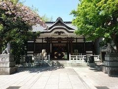 東京で神社仏閣&御朱印めぐりです~後編~第六天榊神社・鳥越神社・銀杏岡八幡宮・泉岳寺