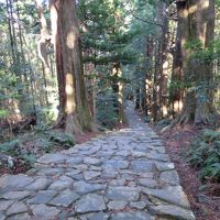 熊野三山詣での旅