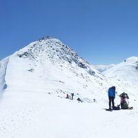 2016.03 乗鞍岳BCスキー
