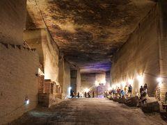 栃木プチ旅行②まるで古代の地下神殿!大谷採石場跡(2016年GW)