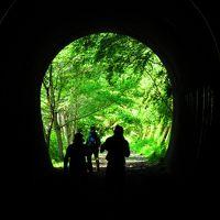 新緑・旧福知山線廃線ハイキング