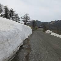 標高2000メートルの高峰高原と軽井沢