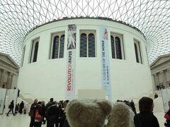 初めてのロンドン (韓国・ロシア・ドイツ・イギリス・フランス 14日間の旅 その6-XX)大英博物館!