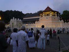 スリランカ文化三角地帯をぐるぐる巡り&いろいろ味わう旅【1】 コロンボ→キャンディ
