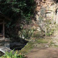 奈良へ 大和平群 まほろば遊歩道ちょびっと散歩 金勝寺 磨崖仏