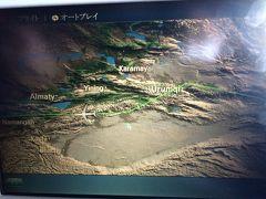 2016GWウズベキスタン一人旅 1日目*タシュケントへ移動*
