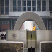 広島-5 原爆死没者追悼平和祈念館  国立の施設 ☆鎮魂の思いふかく