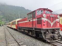 2016年GW 阿里山森林鉄道と3回目の台湾一周鉄道の旅(3)阿里山森林鉄道乗り鉄編