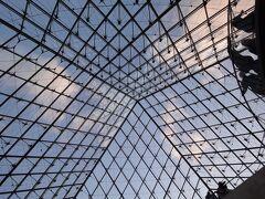 初めてのパリ その16(韓国・ロシア・ドイツ・イギリス・フランス 14日間の旅 その7-26) 滞在3時間、ルーブル美術館!
