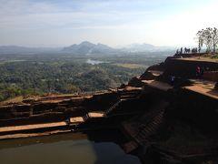 スリランカ文化三角地帯をぐるぐる巡り&いろいろ味わう旅【3】 シーギリヤ
