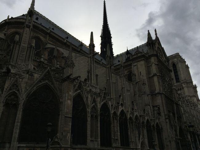 月曜日を休みにすれば7連休になる!パリに行ってみたい!という友人の一言で行き先はパリに決定\(^o^)/<br /><br />現地の美味しいものを食べたいので、今回もアパルトマンに滞在。<br />飛行機の時間は現地滞在を最大限にするために、羽田深夜便を利用。帰りもCDG夜便に。<br />それでも時間が足りなすぎた美味しいパリ。<br />また行きたいと次の計画が立ち上がってます(●´ω`●)<br /><br />それでは今回行った場所や食べた物など、参考になれば!