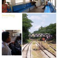 アジア周遊(1年ぶりのヤンゴン 環状線) 2日目
