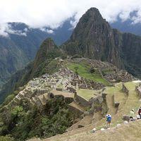 2016GWペルーその4 ~マチュピチュ村からマチュピチュ遺跡へ(市街地入り口まで)
