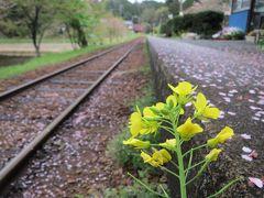 念願の小湊鉄道に乗車