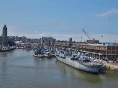 世界一周・船旅の寄港地と船+軍艦