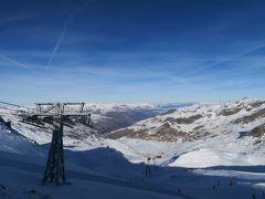 海外スキー旅行 フランス・サヴォワ = ヴァルトランススキーリゾート編 = ( 踏んだり蹴ったりのフランス旅行 ⑦ )