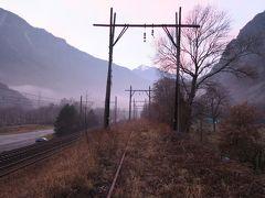 海外まで行って鉄道廃線 エルミロン旧線区間 ( 踏んだり蹴ったりのフランス旅行 ⑧ )