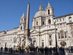 2016年4・5月ローマ6(ナヴォーナ広場周辺・サンピエトロ大聖堂)