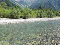 上高地_Kamikouchi 山岳美!明治時代にウエストン氏によって世界に広められた景勝地