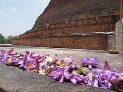 スリランカ文化三角地帯をぐるぐる巡り&いろいろ味わう旅【5】 アウカナ→アヌラーダプラ→トリンコマリー