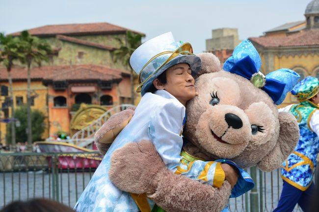 2016年5月 東京で御朱印巡りからのディズニーランド&シーを満喫♪ ~15周年の「ディズニーシー」へ♪