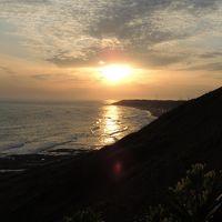 静岡県最南端 駿河湾一望です。